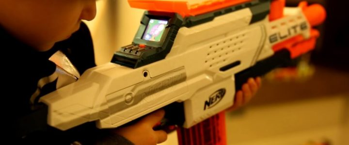 Why You Should Buy Your Kids Nerf Guns